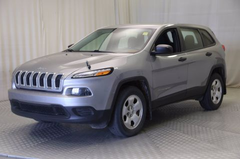 2015 Jeep Cherokee Sport 4WD **New Arrival**