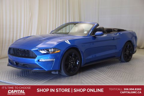 2019 Ford Mustang Convertible*LEATHER*NAV*
