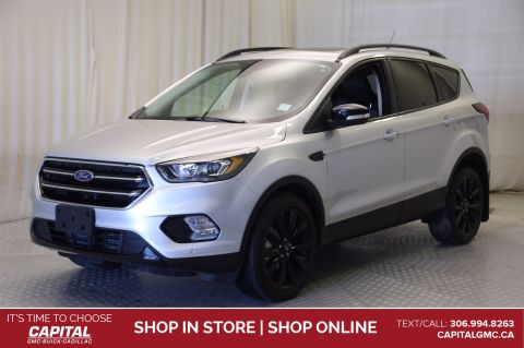 2019 Ford Escape Titanium 4WD*SUNROOF*NAV*