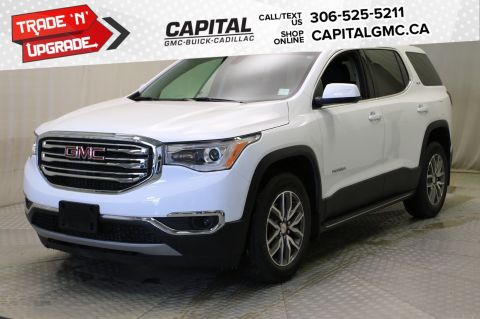 2019 GMC Acadia SLE-2 AWD*SUNROOF*