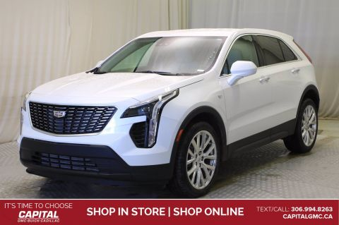 2020 Cadillac XT4 AWD Luxury