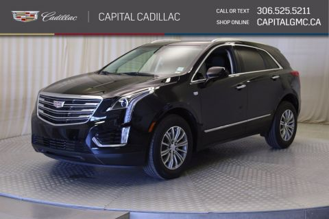 2019 Cadillac XT5 Luxury AWD*LEATHER*SUNROOF*NAV*