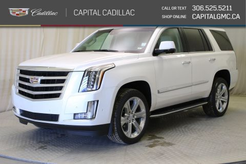 Certified Pre-Owned 2019 Cadillac Escalade Luxury 4WD*LEATHER*SUNROOF*NAV* 4WD SUV