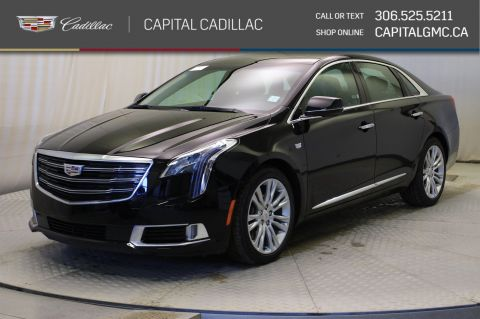 2019 Cadillac XTS Luxury AWD*LEATHER*SUNROOF*NAV*