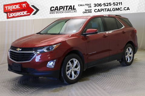 2019 Chevrolet Equinox LT AWD*SUNROOF*NAV*