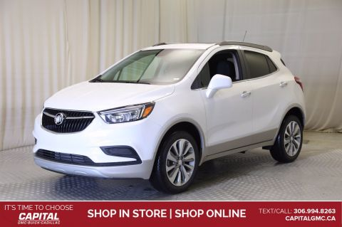 New 2020 Buick Encore Preferred AWD