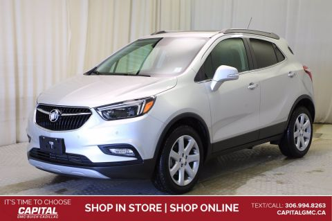 2019 Buick Encore Essence AWD*LEATHER*SUNROOF*NAV*