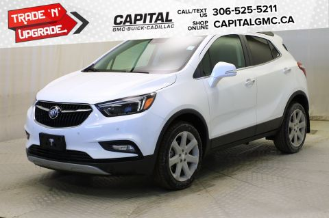 Certified Pre-Owned 2019 Buick Encore Essence AWD*LEATHER*SUNROOF*NAV* AWD SUV