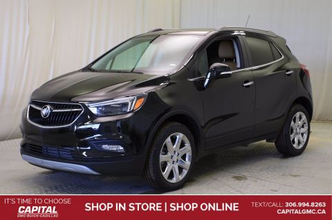 New 2020 Buick Encore Essence AWD