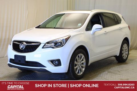 2019 Buick Envision Essence AWD*LEATHER*SUNROOF*